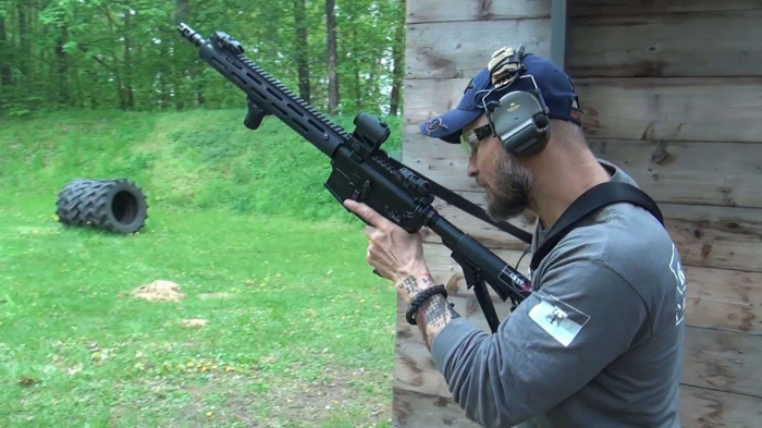 Training Day Carbine / Germany 2017